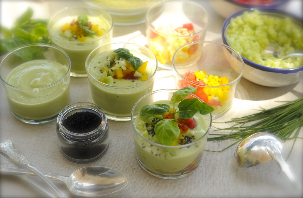 блюда из овощей для похудения