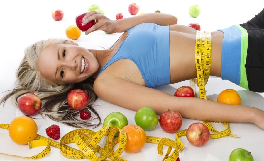фитнес диета для похудения для женщин меню на неделю