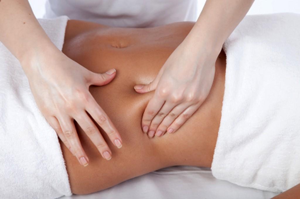 массаж живота для похудения в домашних условиях