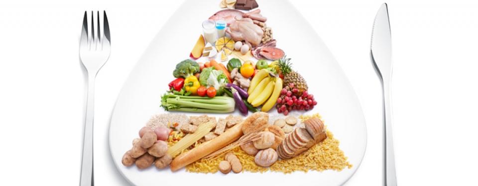 принцип правильного питания для похудения