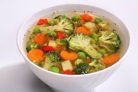 суп для похудения рецепт