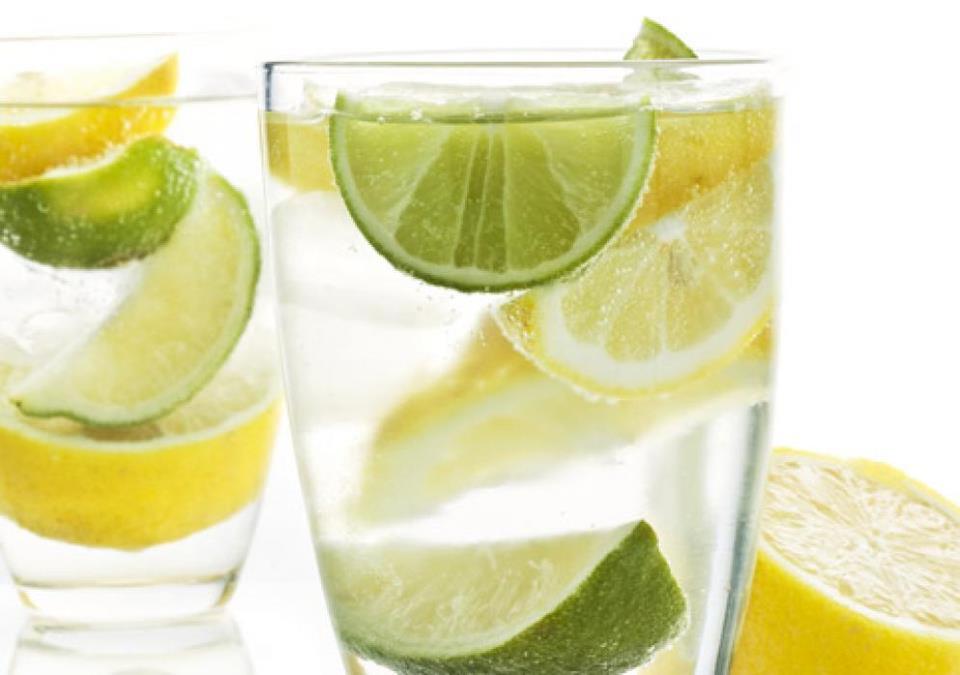 с лимона похудения для соком минералка