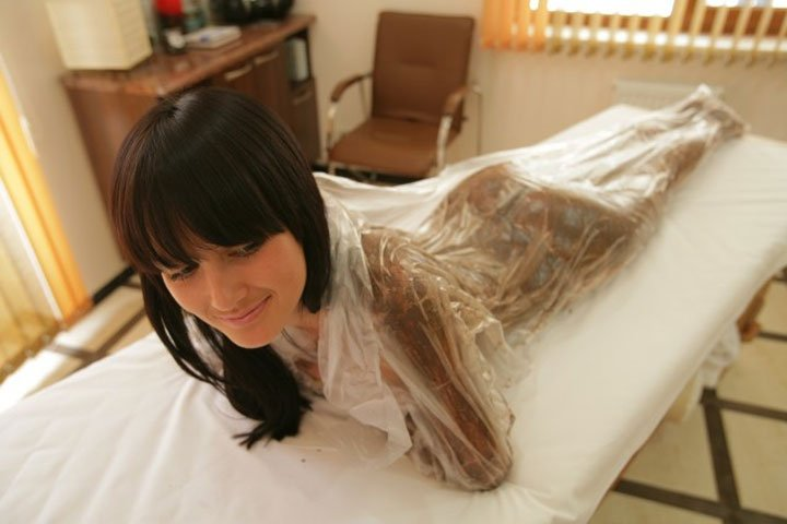 глиняное обертывание для похудения в домашних условиях
