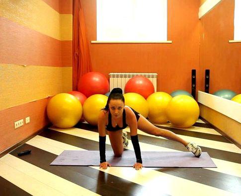 Анна куркурина сушимся сжигаем жиры Многие тренировки Куркуриной можно выполнять