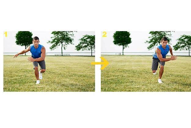 Бег для снижения веса менее, лучше