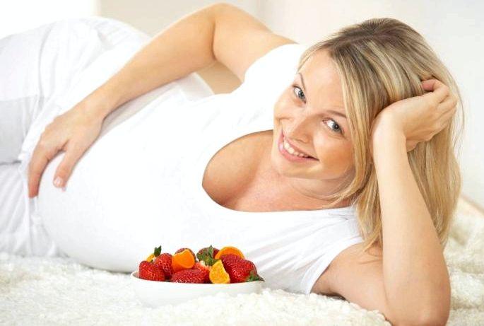 Белковая диета для беременных На третьей неделе эмбрионального развития