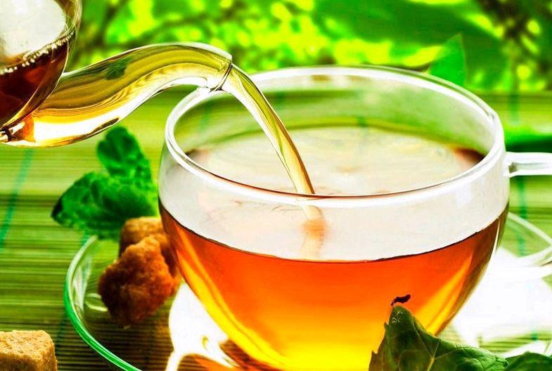 Чай с имбирем для похудения не только весьма