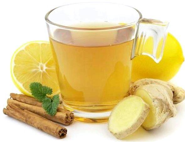 Чай с имбирем для похудения помощью имбиря произойдет еще