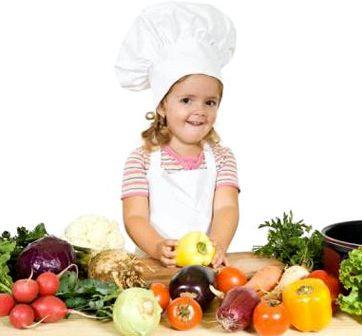 Диета для детей свежие фрукты