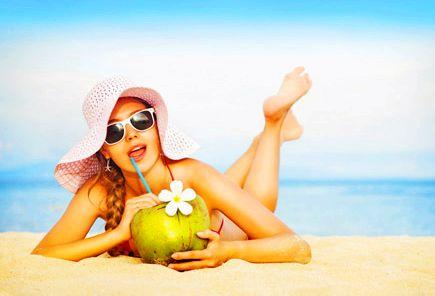 Диета для лета Летом не