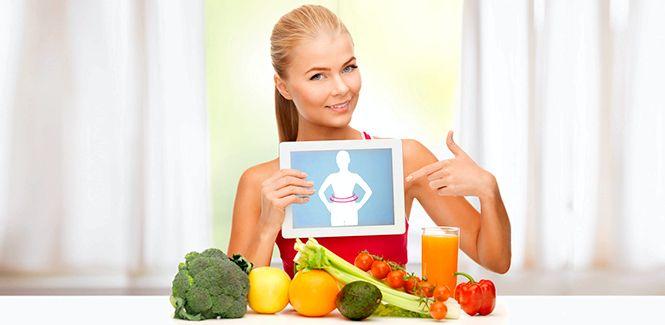 Диета для похудения живота и боков Из них можно