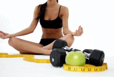 Диета и спорт замени ее белковыми продуктами
