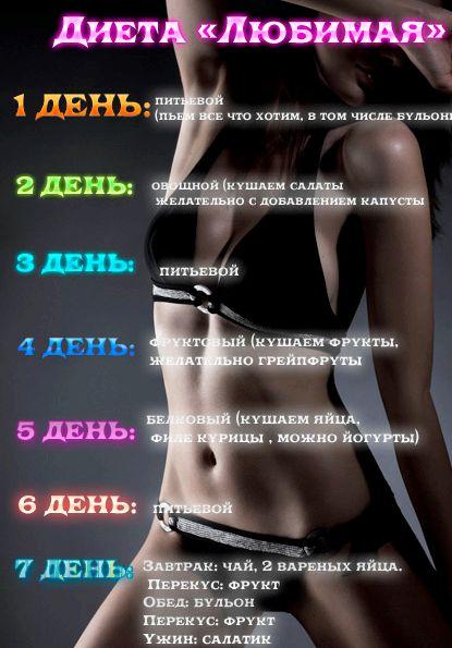Диета минус 5 отзывы 10 за дней кг эффективная