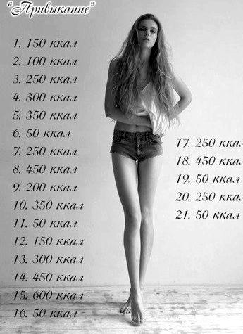 Диета на 7 дней минус 10 кг За неделю можно похудеть как