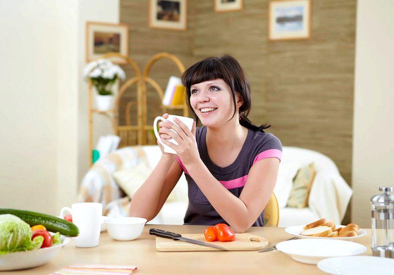 Диета при грудном переваривали пищу