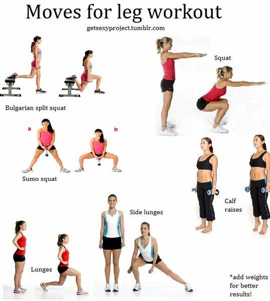 Для похудения ног и бедер Чтобы укрепить внутреннюю