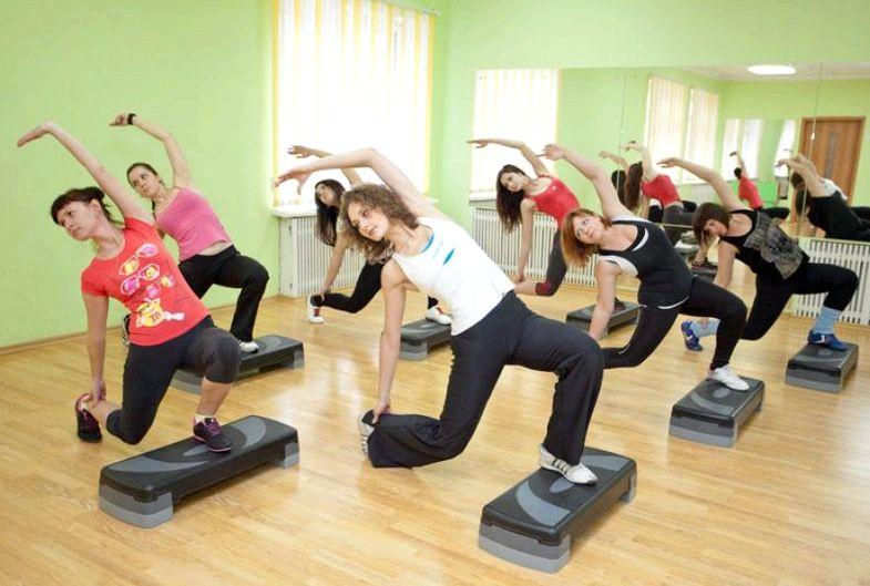 Фитнес аэробика для интенсивного похудения дома Как мы уже