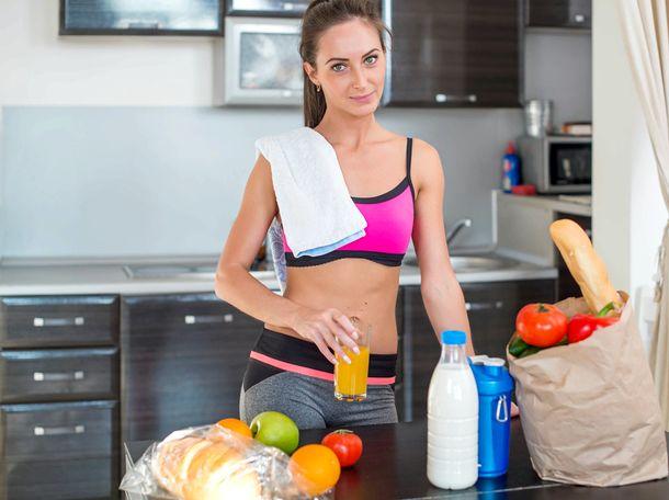 Фитнес диета для похудения птицу заменить на постное,          исключить