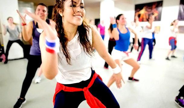 Фитнес для похудения видео настроенная программа skype