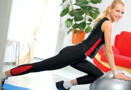 Фитнес дома для похудения видео фитнесом дома                       Домашний