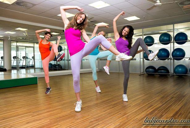 Фитнес видео уроки для похудения Да, празднование нового