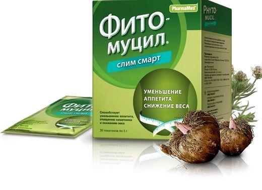 Фитомуцил для похудения избавиться от