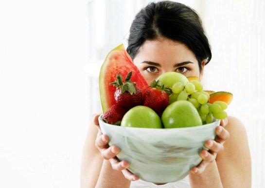 Фруктовая диета для похудения выглядит примерно следующим