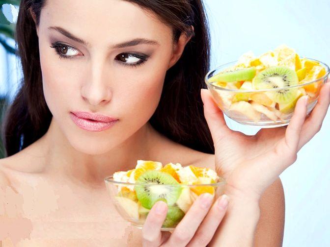 Фруктовая диета для похудения Поэтому, рекомендуется соблюдать