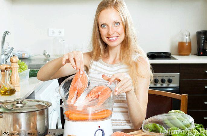 Готовим в пароварке рецепты для похудения течение нескольких последующих паровых трапез