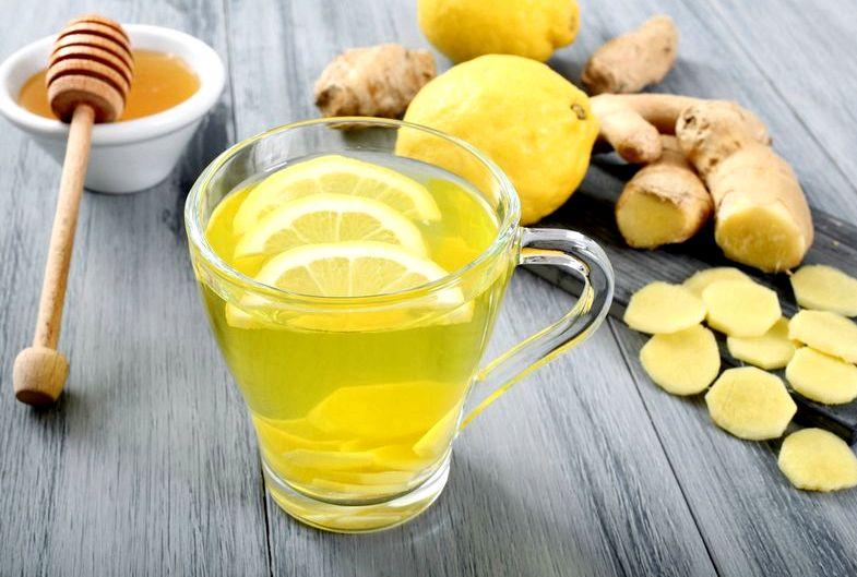 Имбирь с лимоном для похудения Разрежьте лимон пополам, предварительно вымыв