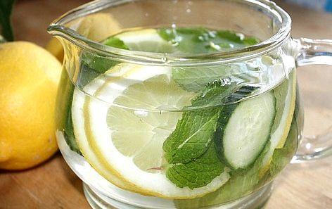 Имбирь с лимоном для похудения Снижает уровень холестерина