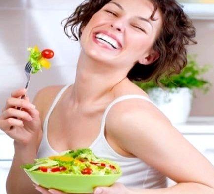 Эффективная диета для похудения ног и бедер Необходимо также употреблять продукты