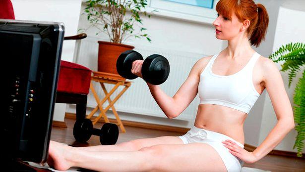 Эффективное кардио для сжигания жира такие тренировки активно тренируют