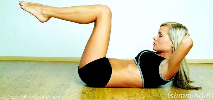 Эффективное похудение для живота все знают, как избавиться от