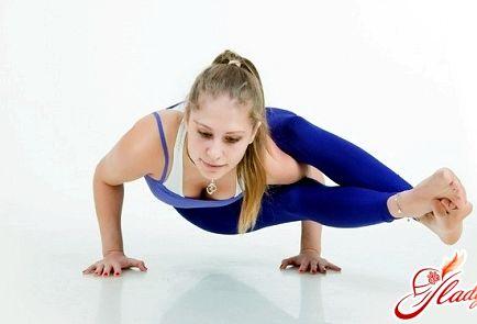Йога для начинающих дома для похудения дыхание, делая