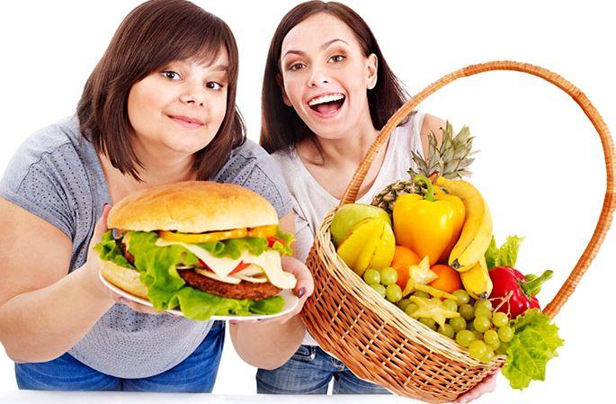 Как питаться чтобы сбросить лишний вес Обычно для избавления от жира