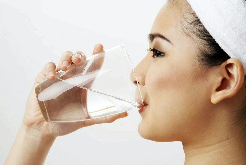Как похудеть на воде около двух литров воды