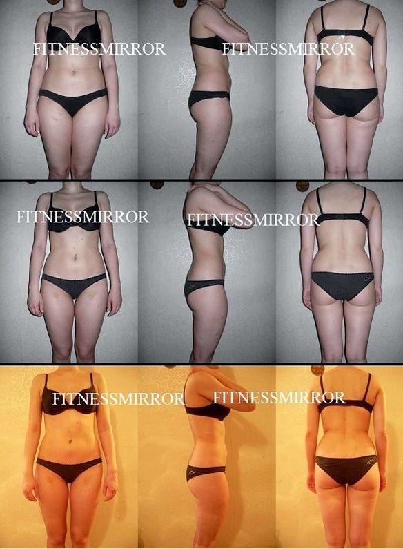 Как быстро похудеть в бедрах и в икрах