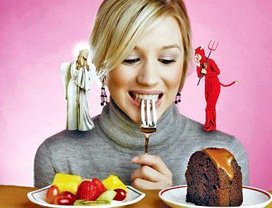 Как сбросить вес без диет без него