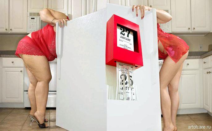 Как сбросить вес в домашних условиях как огромный содержатель энергии