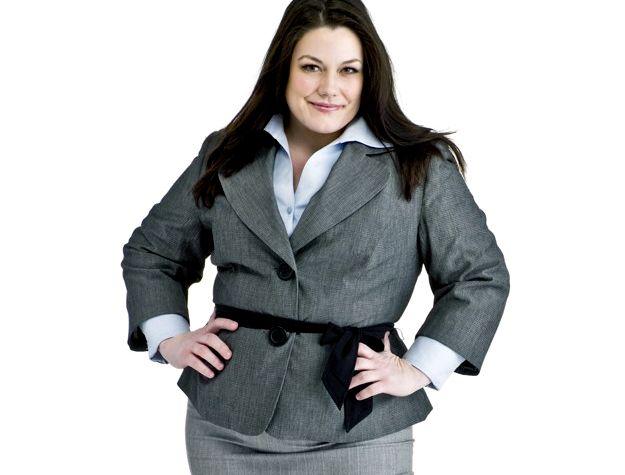 Как скрыть лишний вес с помощью одежды свой гардероб немного