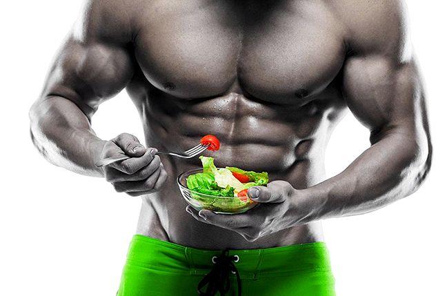 Как убрать жир и накачать мышцы Постоянно высокий уровень сахара, вызванный