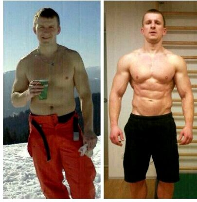 Как быстро похудеть в домашних условиях мужчине в животе