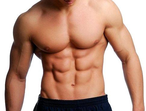 Как убрать жир с груди основной причиной
