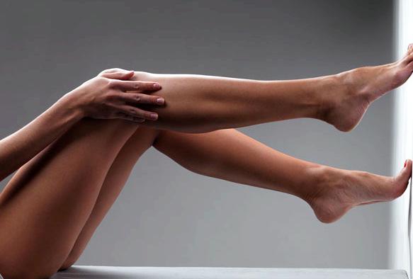 Как убрать жир с икр ног данном случае, проходит