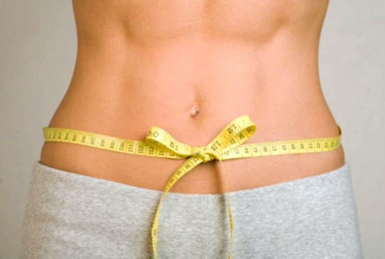 Как убрать живот и бока без диет насыщает организм кислородом