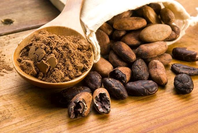 Какао обертывание для похудения две столовые ложки молотой