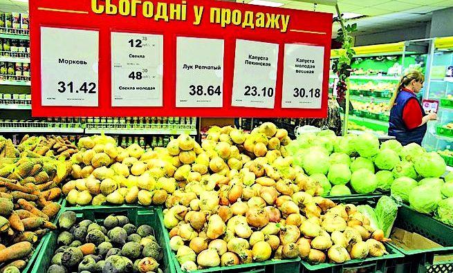Какие цены на продукты в крыму Крыму постоянно растет, что связано