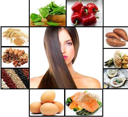 Какие продукты влияют на рост Поэтому ешьте как