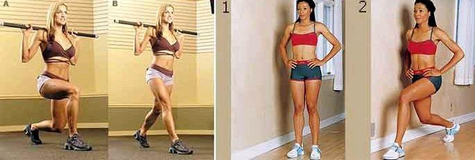 Комплекс для похудения видео Для выполнения упражнений